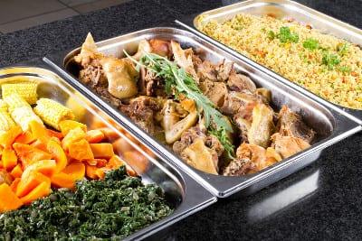 Clostridium perfringens food poisoning