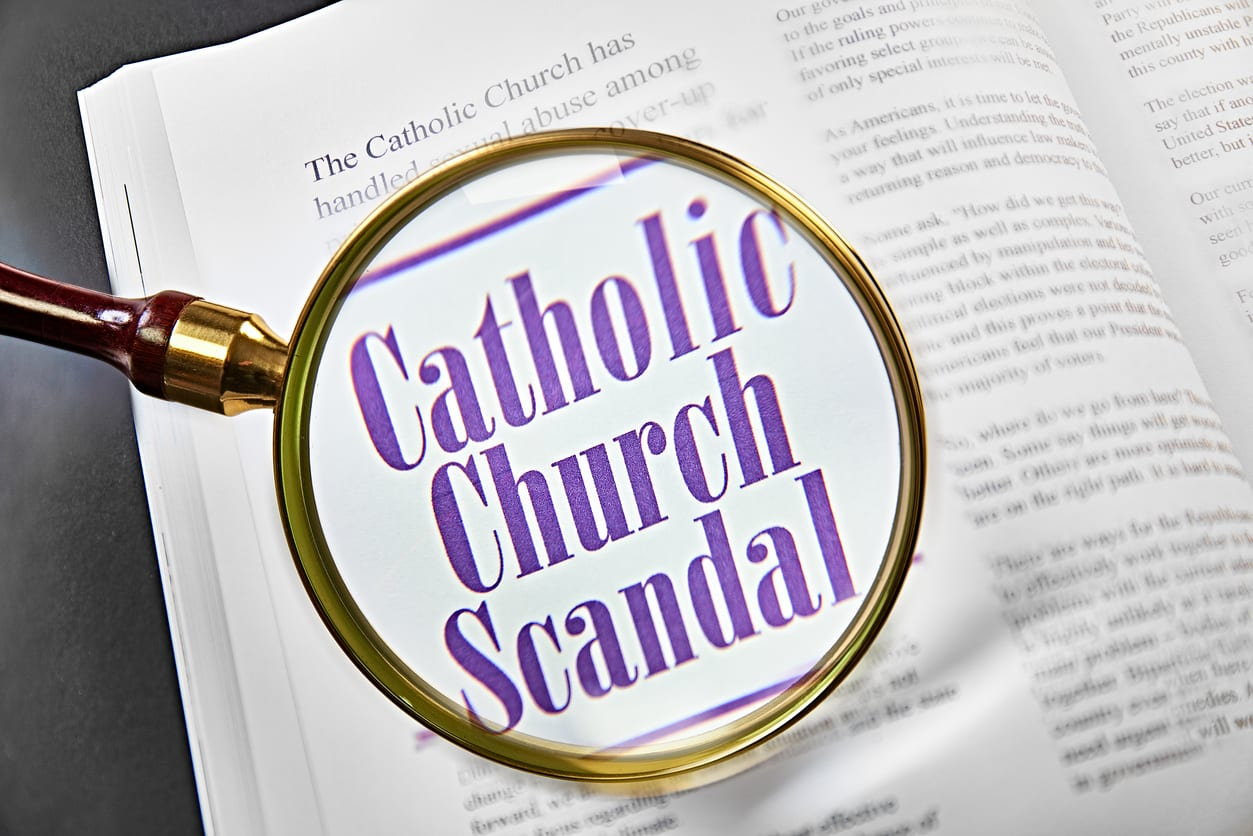Catholic Church Priest Sexual Abuse