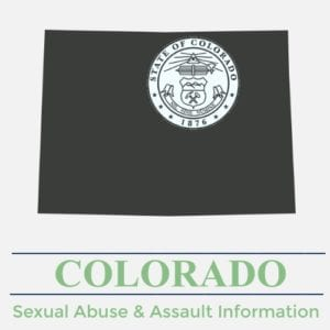 Colorado Sexual Abuse Assault Information
