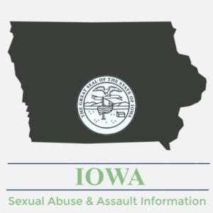 Iowa Sexual Abuse Assault Information