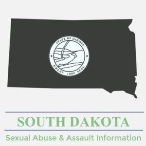 South Dakota Sexual Abuse Assault Information