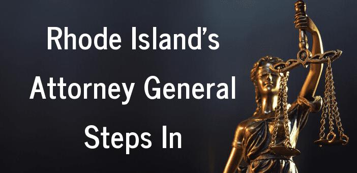 Rhode Island Attorney General Sex Abuse Case