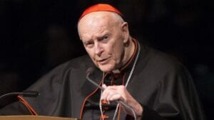Lawsuit Cardinal McCarrick 'Sex Ring'