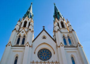 Diocese of Charleston Sexual Abuse